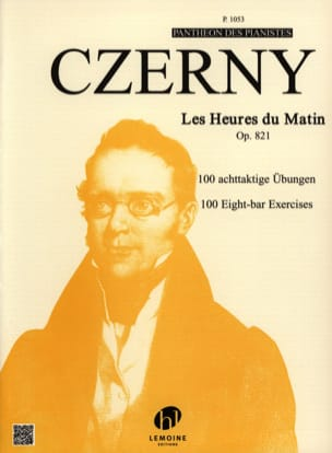 CZERNY - Opus 821 Morning Hours - Partitura - di-arezzo.it