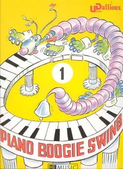 Dallioux - Piano Boogie Swing Vol.1 - Sheet Music - di-arezzo.com