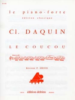 Louis-Claude Daquin - The Cuckoo - Sheet Music - di-arezzo.co.uk