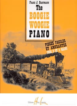 Franz J. Dartmann - Boogie Woogie Piano. - Sheet Music - di-arezzo.co.uk