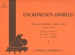 ENCKHAUSEN / DIABELLI - Suite No.1 - Sheet Music - di-arezzo.com