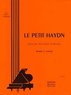 HAYDN - The Little Haydn - Sheet Music - di-arezzo.co.uk