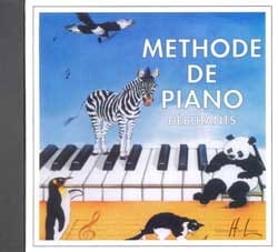 HERVÉ - POUILLARD - Beginners Piano Method - CD - Sheet Music - di-arezzo.com