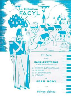 Dans le Petit Bois - Hody - Partition - Piano - laflutedepan.com