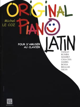 Coz Michel Le - Original Piano Latin - Partition - di-arezzo.fr