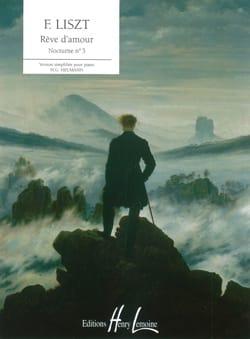 Franz Liszt - Sueño de amor - Partitura - di-arezzo.es