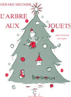 Gérard Meunier - L' Arbre Aux Jouets - Partition - di-arezzo.fr