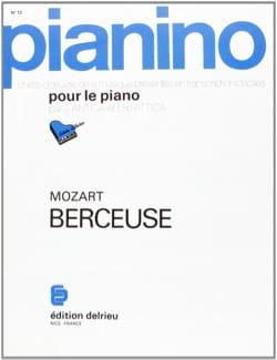 MOZART - Berceuse - Partition - di-arezzo.fr