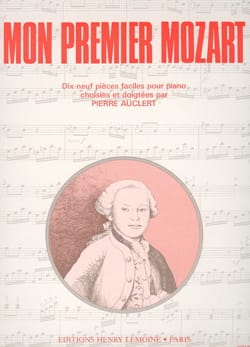 MOZART - My First Mozart - Sheet Music - di-arezzo.com