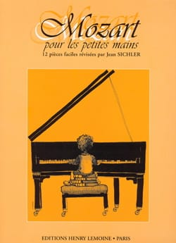 MOZART - Mozart For Little Hands - Sheet Music - di-arezzo.co.uk