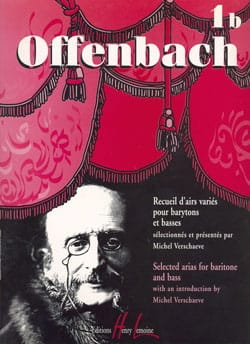 Jacques Offenbach - Collection Of Various Aids Volume 1b - Sheet Music - di-arezzo.com