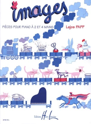 Lajos Papp - imagery - Sheet Music - di-arezzo.co.uk