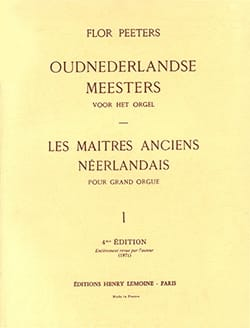 - Old Masters Dutch Volume 1 - Sheet Music - di-arezzo.co.uk