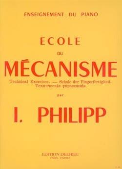 Ecole Du Mécanisme Opus 25 Isodore Philipp Partition laflutedepan
