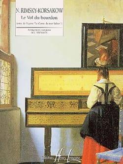 Vol Du Bourdon - Nicolai Rimsky-Korsakov - laflutedepan.com
