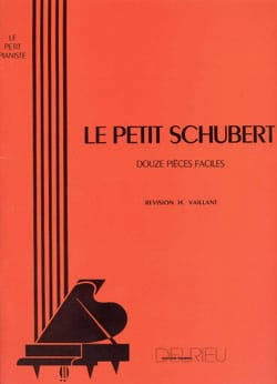 Le Petit Schubert SCHUBERT Partition Piano - laflutedepan