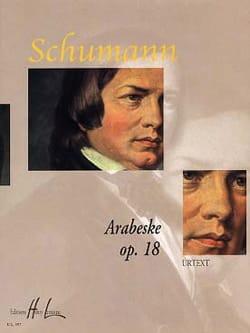 Robert Schumann - Arabesque Opus 18   - Partition - di-arezzo.fr