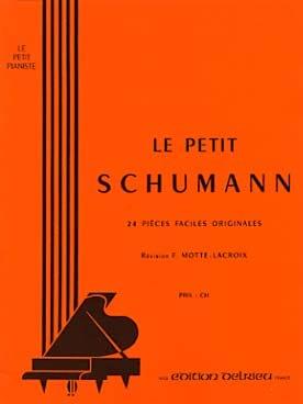 SCHUMANN - The Little Schumann - Sheet Music - di-arezzo.co.uk