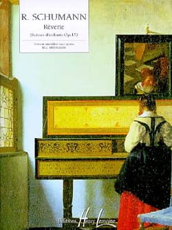 Robert Schumann - Rêverie Opus 15-7 - Partition - di-arezzo.fr