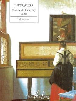 Marche de Radetzky Opus 228 - Johann Strauss - laflutedepan.com