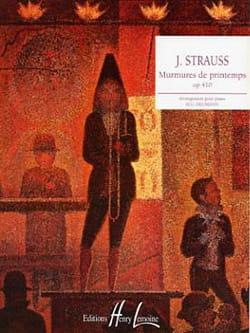 Murmures de Printemps Op. 410 - Johann fils Strauss - laflutedepan.com