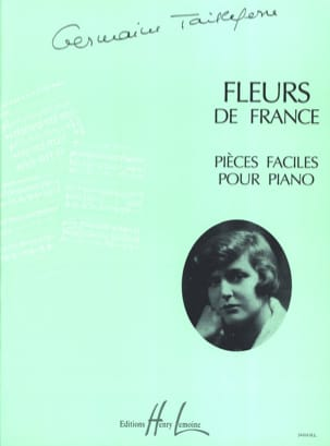 Germaine Tailleferre - French flowers - Sheet Music - di-arezzo.com