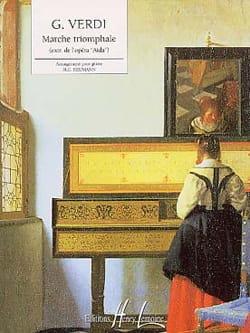 Marche Triomphale D' Aïda - Giuseppe Verdi - laflutedepan.com