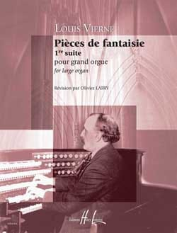 Louis Vierne - Fantasy Parts Opus 51 - Sheet Music - di-arezzo.com