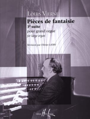 Louis Vierne - Fantasy Pieces Opus 54 - Sheet Music - di-arezzo.co.uk