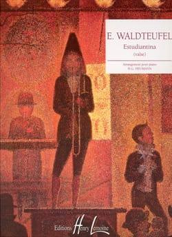 Emile Waldteufel - Estudiantina Opus191 (Valse) - Partition - di-arezzo.fr
