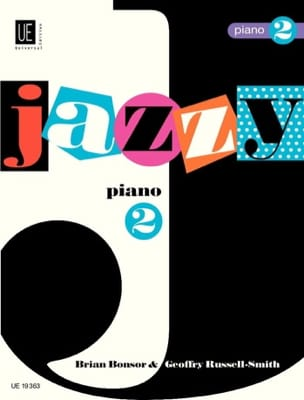 Bonsor Brian / Russell-Smith Geoffry - Jazzy Piano 2 - Partition - di-arezzo.fr