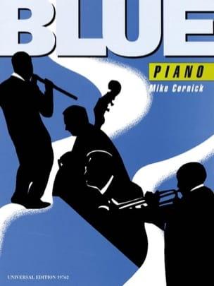Mike Cornick - Blue Piano - Partition - di-arezzo.fr