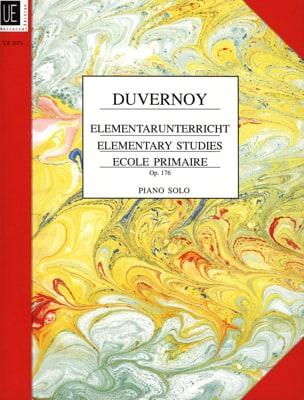 Elementary Studies Opus 176 - laflutedepan.com