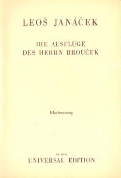 Die Ausflüge des Herrn Broucek Auf Den Mond Und Ins Xv. Jahrhundert laflutedepan