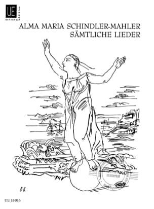 Alma Mahler-Schindler - Sämtliche Lieder for mittlere Stimme und Klavier - Sheet Music - di-arezzo.com