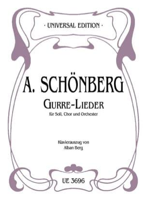 Gurre-Lieder. - Arnold Schoenberg - Partition - laflutedepan.com