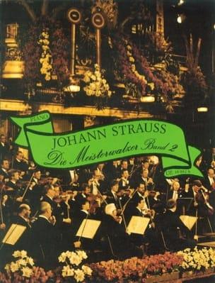 Die Meisterwalzer, Volume 2 - Johann fils Strauss - laflutedepan.com