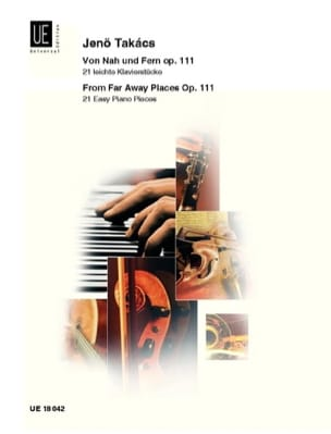 Jenö von Takács - Von Nah Und Fern Op. 111 - Partition - di-arezzo.fr