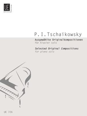 Ausgewählte Originalkompositionen - TCHAIKOWSKY - laflutedepan.com