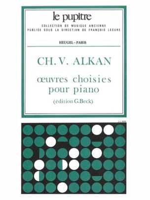 Oeuvres Choisies Pour Piano laflutedepan