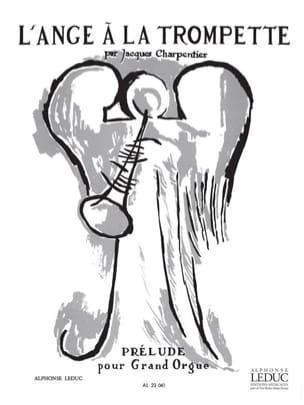 L' Ange A la Trompette CHARPENTIER Partition Orgue - laflutedepan