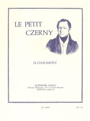 CZERNY - The Little Czerny - 30 Etudes - Sheet Music - di-arezzo.co.uk