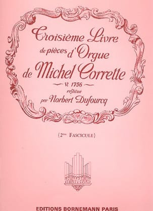 Livre D'orgue N° 3 Volume 2 - laflutedepan.com