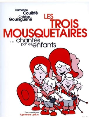 Couëffé Catherine - Gouinguené Christian - The 3 Musketeers - Sheet Music - di-arezzo.com