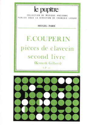 Couperin François / Gilbert Kenneth - Harpsichord pieces. Book 2 - Sheet Music - di-arezzo.co.uk