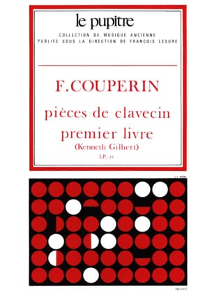 Couperin François / Gilbert Kenneth - Harpsichord pieces. Book 1 - Sheet Music - di-arezzo.co.uk