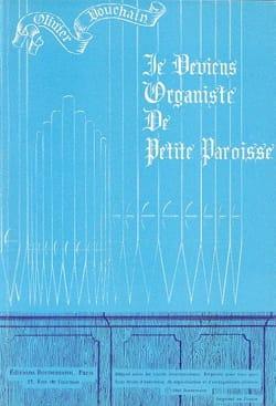Douchain - Je Deviens Organiste de Petite Paroisse - Partition - di-arezzo.fr