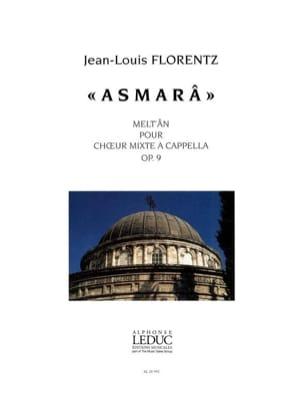 Jean-Louis Florentz - Asmarâ Op. 9 - Partition - di-arezzo.fr