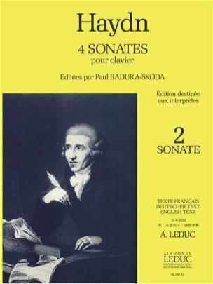 Sonate En la Bémol Majeur Hob 16-46 - HAYDN - laflutedepan.com