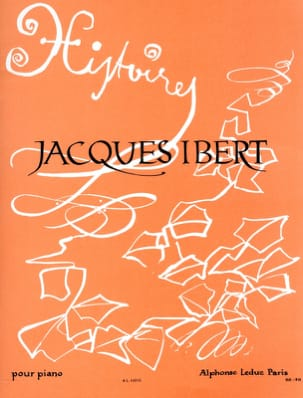 Jacques Ibert - stories - Sheet Music - di-arezzo.com
